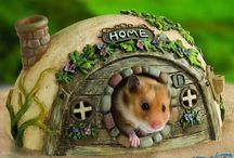 Hamster DIY Inspo