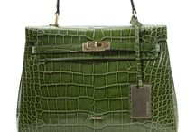 Love this green bag!