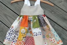 molde vestido infantil 4 anos