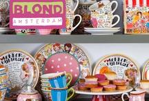 Blond Amsterdam / BLOND AMSTERDAM servies te koop bij Zus & Zo. www.zus-en-zo.nl