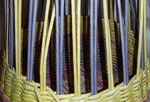 Загибки плетение