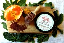 Lyck Bodycare / We use natural ingredients to deliver glorious results; it's that simple. Handcrafted in small batches to ensure quality and freshness, we believe that going back to the basics is commonsense in a world intoxicated by man-made synthetics.