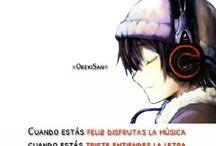 Frases Anime / frases que salen de animes