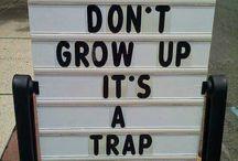 Be a bit crazy :)