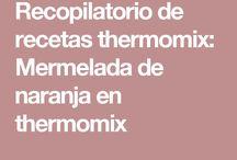 mermeladas thermomix