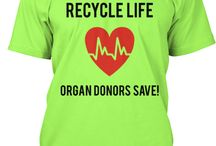 Organ donors and transplants / Everything organ / by Shannon George