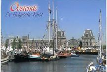 Oostende @ 28 km from Camping Memling