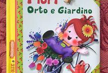 Storie per bambini che parlano di orto, giardini, stagioni e natura