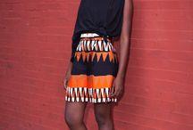 Afrikansk mode