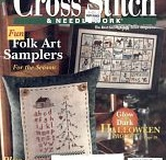 """Cross Stitch & Needlework"" Magazine"