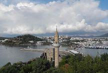 Bodrum Itinerary / #Bodrum Bodrum #Travel #Turkey