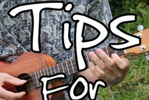 Tips on how to play the ukulele
