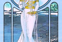 Ami Mizuno ~ Sailor Mercury