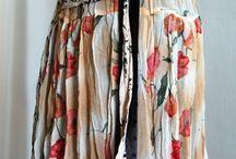jupe porte feuille
