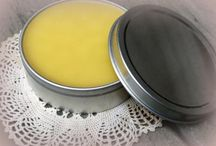 homemade ointments, lotions, etc / by Wendy Huskey