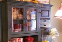 China Cabinet Makeovers