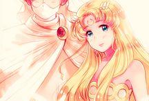 Sailor Moon, Amica Sailor Moon