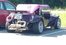 Beach Buggy (Ritter Dackel)- my own / My one off a kind special Beach buggy