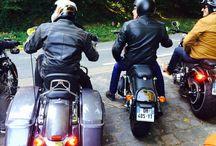 Événement : Conférence de presse pour Harley-Davidson