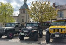 Chambon sur Jeep 2017 / A selection of photos from this years Chambon sur Jeep 2017