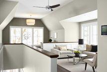 Attic deocorating and flooring ideas
