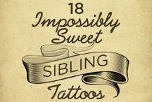tatoverings inspirasjon / tatoveringer