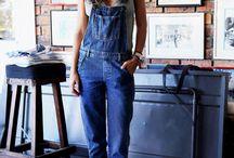 Macaquinho jeans e sua beleza