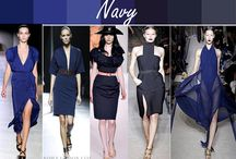 Colour Trends: In the Navy / by Crown Wallpaper & Fabrics