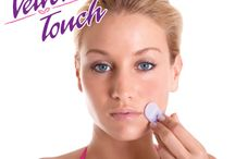 Velvet Touch / Velvet Touch Natural Hair Remover is the fast, gentle and mess free way to get soft, hair-free skin with salon quality results. Say goodbye to knicks, stubble and harsh odours and chemicals. Velvet Touch gently buffs away hair the all natural way and exfoliates leaving your skin silky smooth. Just slip the unique Hair Remover Mitten onto your hand and buff away hair on legs, arms and bikini area with a circular motion. www.farleyco.ca/Velvet-Touch/Products.html / by Farleyco Canada