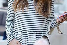 Wykroje damskie - bluzy, bluzki długi rękaw, kardigany
