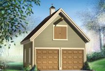 Cottage garage