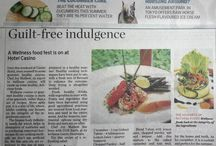 What the Newspapers had to Say! / Excerpts from leading Newspapers on happenings at #casinohotelkochi