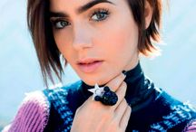 lily collins / actress