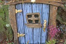 妖精のドア