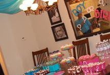 baby shower ideas / by Abby Bushea Church
