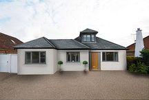 bungalow modern