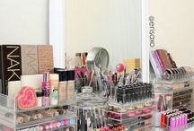 makeup studio ideas