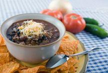 Recipes, Soups, Stews & Beans / by Beverlee Orr-Shadbolt
