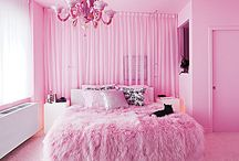 Girly Bedroom Pink Grown Up