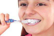 Dental hygiene with braces
