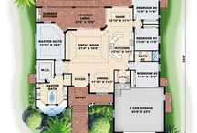 House plans  / by Kerri Hall