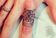 Tetování Prstů