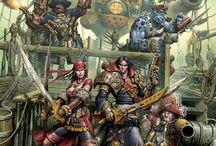 Pirates 1.0 / Human pirates.