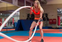 Battle rope workouts