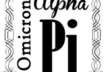 Alpha Omicron Pi <3 / by Teegan Fulton