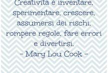 creatività/home made è...