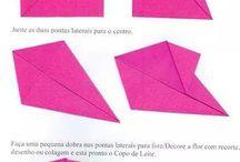 skladanie z papiera