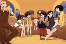 Studio Ghibli / by Pocky Pants