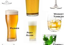 Drinking Glass Types & Styles
