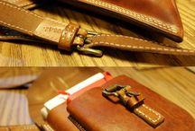 Koža, Leather